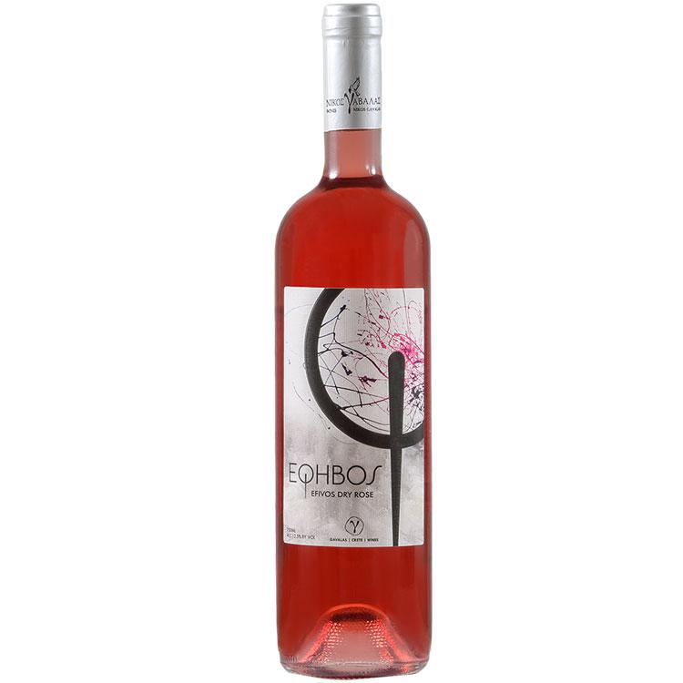 Έφηβος Ροζέ Γαβαλάς 750 ml