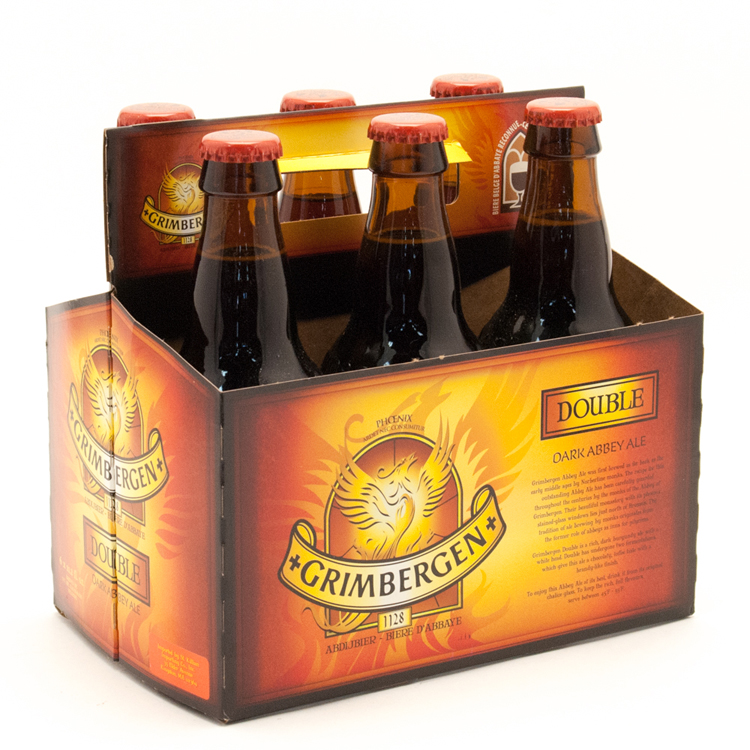 Grimbergen Double 6x330 ml