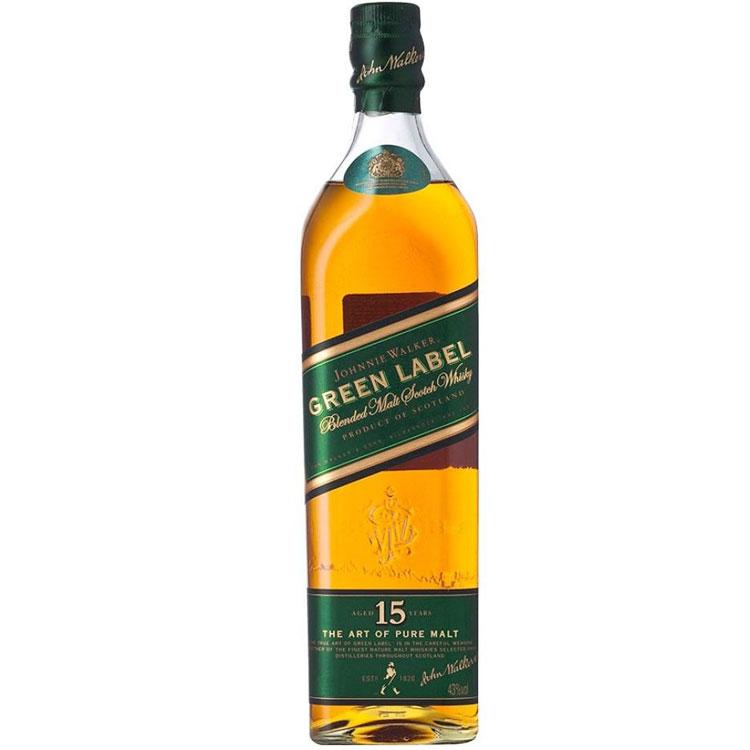 Johnnie Walker Green Label 15 years Old 700 ml