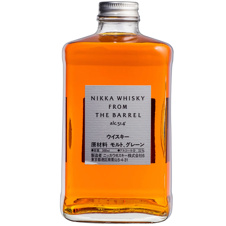 Nikka From The Barrel 500 ml