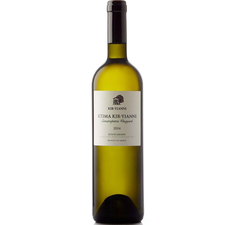Σαμαρόπετρα Κυρ - Γιάννη Λευκός 750 ml