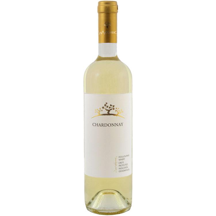 Chardonnay Λευκός Δουλουφάκης 750 ml