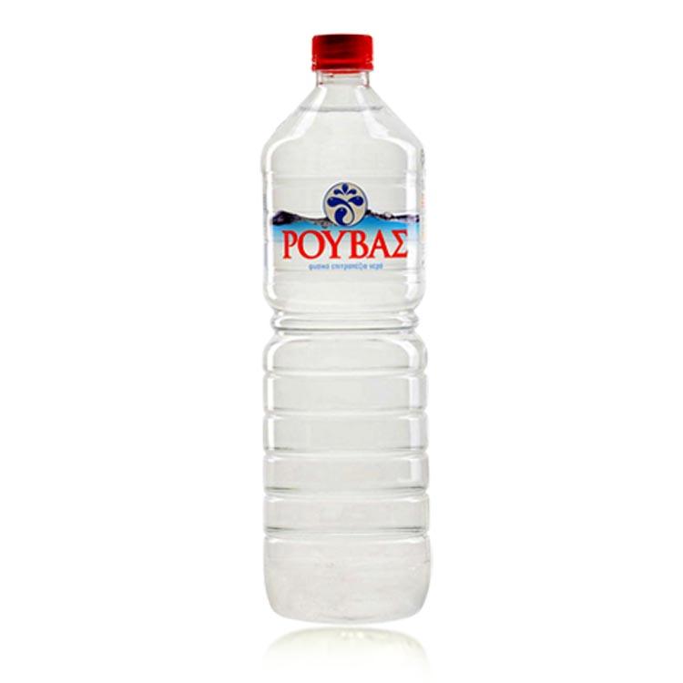 Νερό Ρούβας 1.5 Lt Pet Συσκευασία 6 φιαλών
