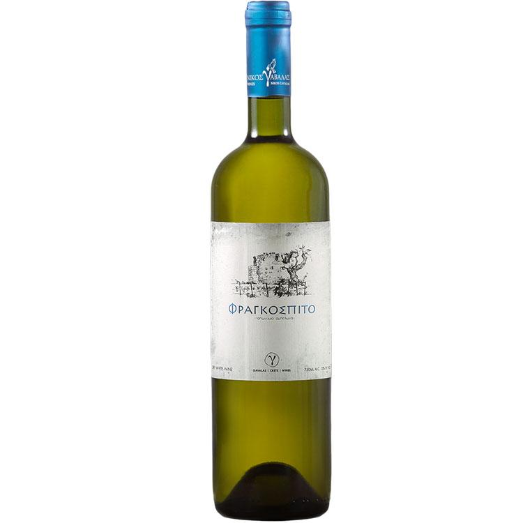 Φραγκόσπιτο Λευκό Γαβαλάς 750 ml