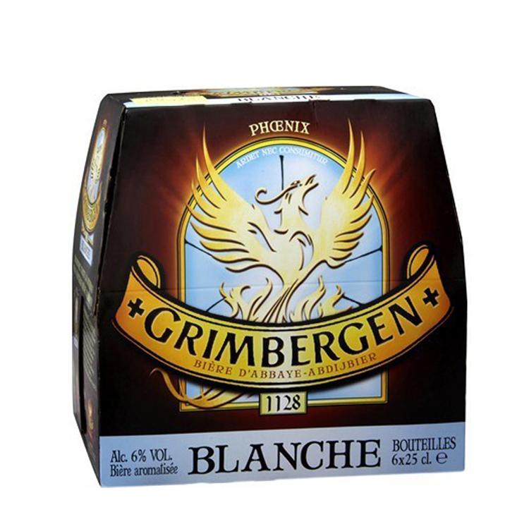 Grimbergen Blanche 6x330 ml