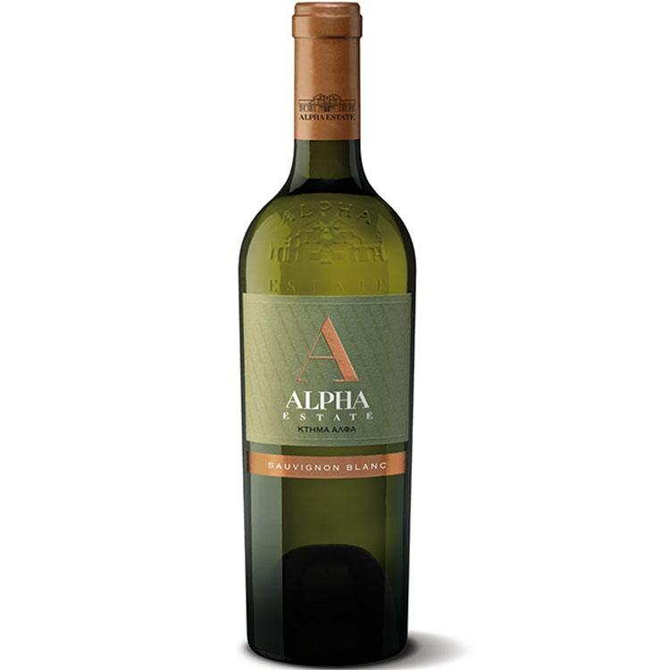 Κτήμα Άλφα Sauvignon Blanc 750 ml