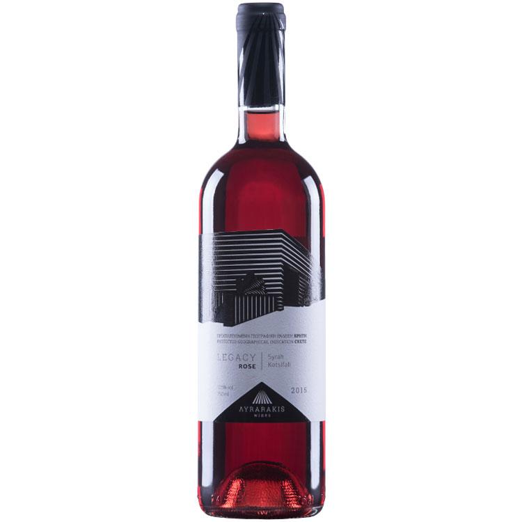 Legacy Λυραράκης Ροζέ 750 ml