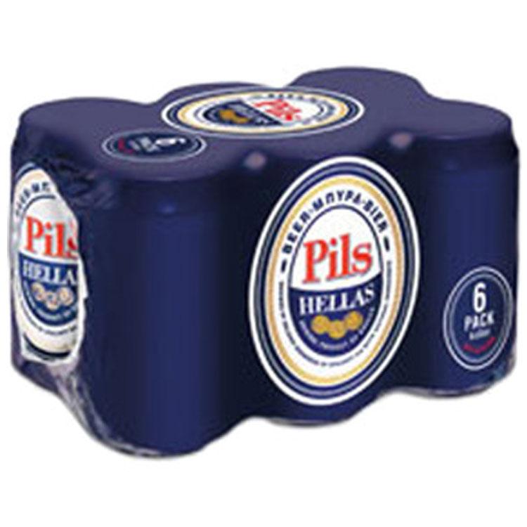 Pils 6x330 ml